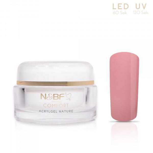 Nails & Beauty Factory Comfort Acrylgel Nature 15ml