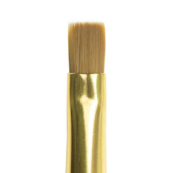 Nails Factory Gel Pinsel Gold No. 6 Head
