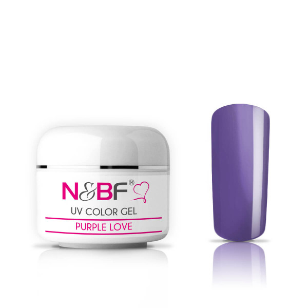 Nails-and-Beauty-Factory-UV-Color-Gel-Farbgel-Purple-Love