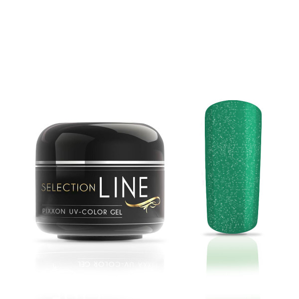 Nails Factory Selection Line Pixxa Farbgel Grasshopper Green 5 ml