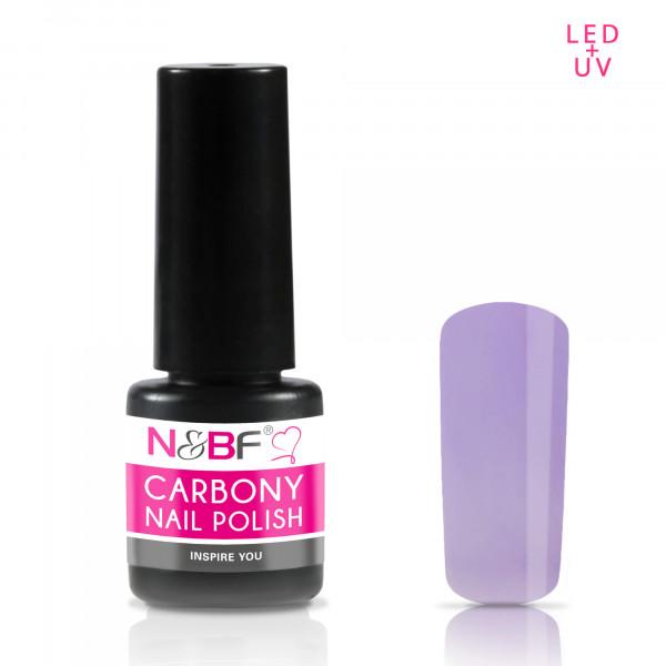 Nails & Beauty Factory Carbony Nail Polish Inspire You