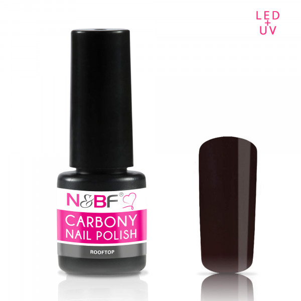 Nails & Beauty Factory Carbony Nail Polish Rooftop