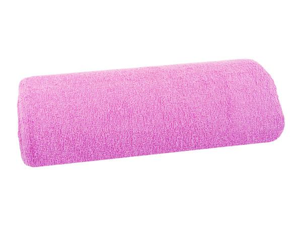 Handauflage Frottee Pink