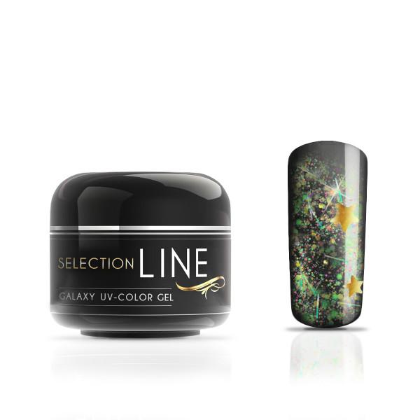 Selection Line Galaxy Farbgel Pegasus Black 5ml