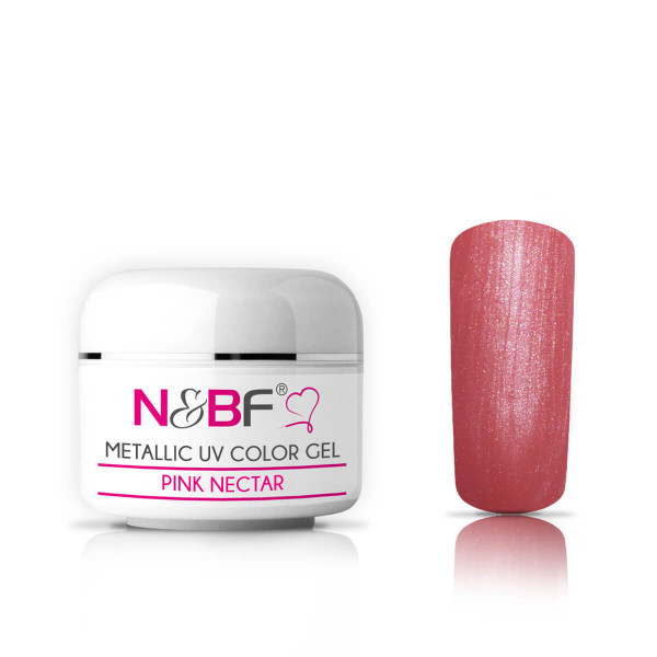 Nails-and-Beauty-Factory-Metallic-UV-Color-Gel-Farbgel-Pink-Nectar