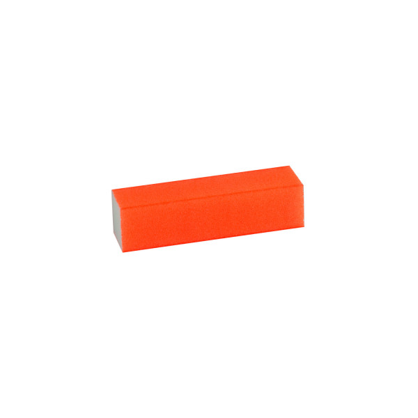 Nails-Beauty-Factory-Schleifblock-Buffer-Neon-Orange-10er-Set