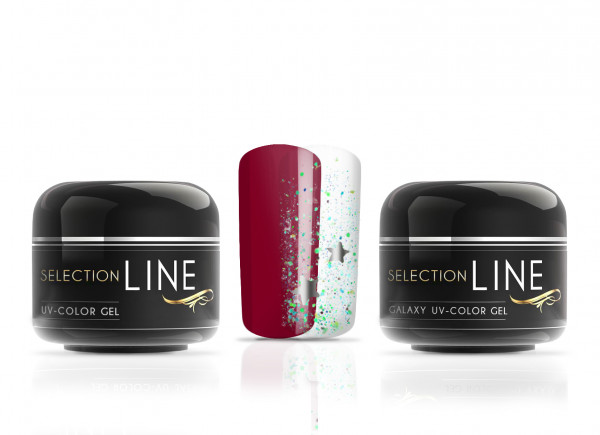 Selection Line Galaxy Color Gel Lynx meets Red Fantasy 2x5ml
