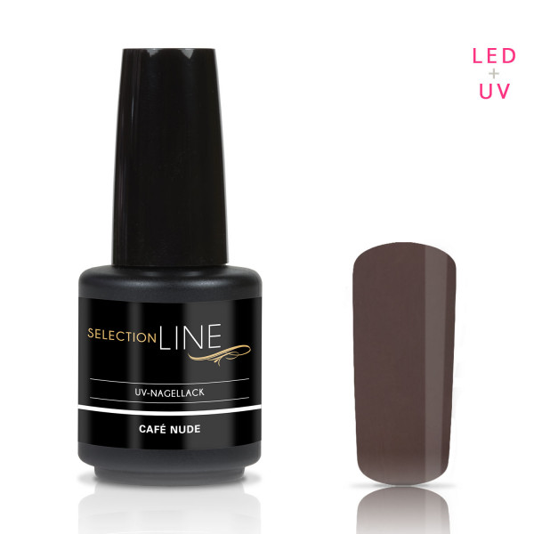 Nails & Beauty Factory Selection Line UV Nagellack Cafe Nude 15ml