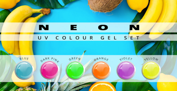 Nails-Beauty-Factory-UV-Color-Gel-Set-Neon