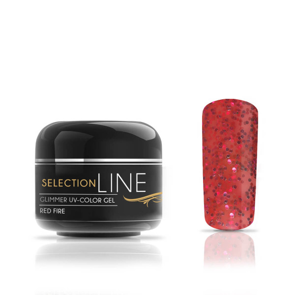 Nails-and-Beauty-Factory-Selection-Line-Glimmer-Farbgel-Red-Fire-5-ml