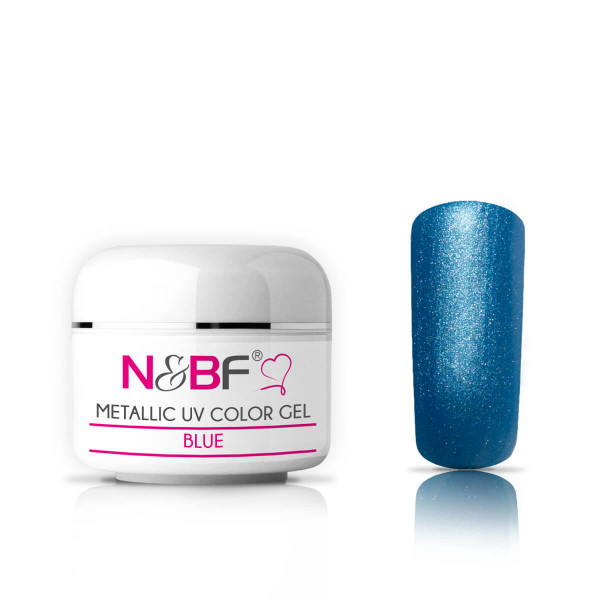 Nails-and-Beauty-Factory-Metallic-UV-Color-Gel-Farbgel-Blue