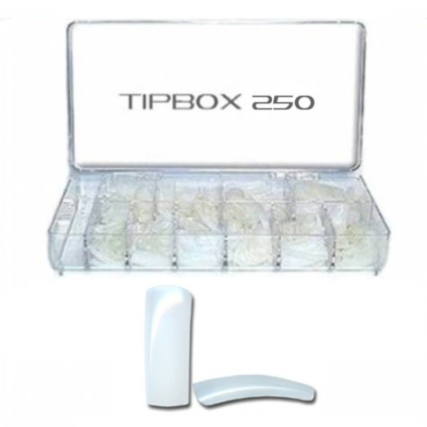 Classic Nagel Tips ? Sortierbox 250 Stück