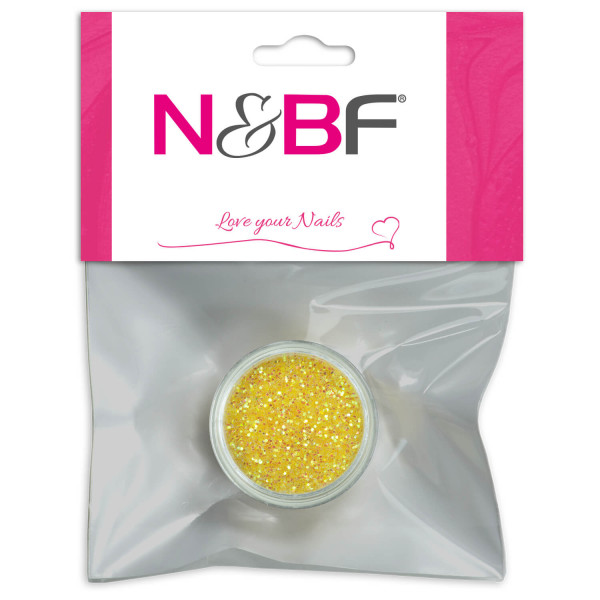 Nails-and-Beauty-Factory-Nailart-Neon-Glitterpuder-Yellow