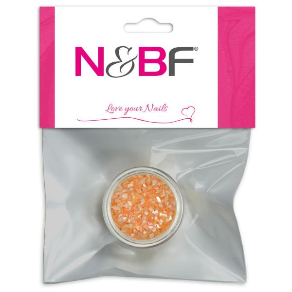 Nails-and-Beauty-Factory-Nail-Art-Crushed-Shells-Apricot