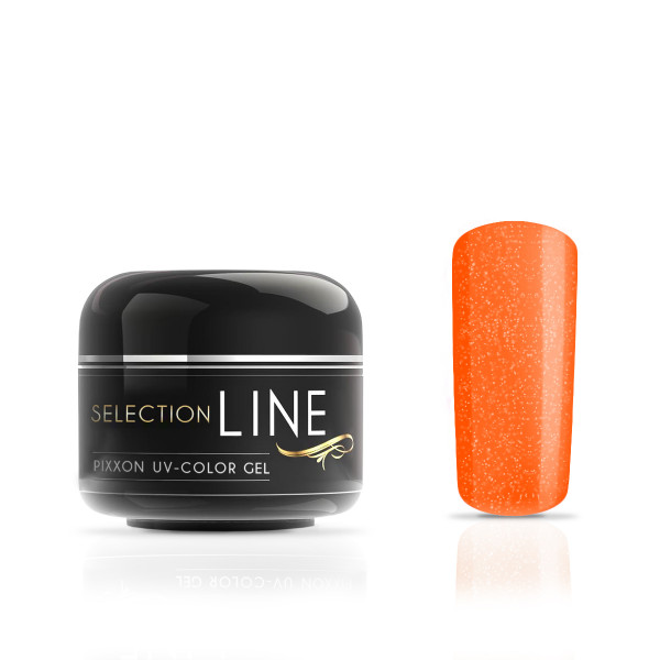 Selection Line Pixxon Farbgel Burning Orange 5ml