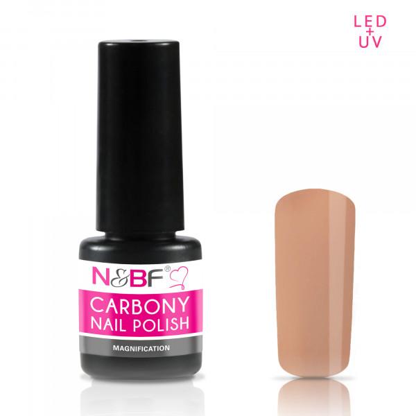 Nails & Beauty Factory Carbony Nail Polish Magnification