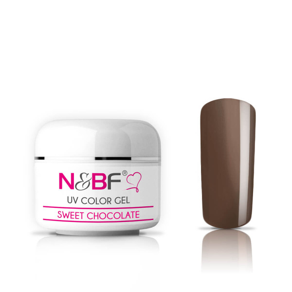 Nails-and-Beauty-Factory-UV-Color-Gel-Farbgel-Sweet-Chocolate