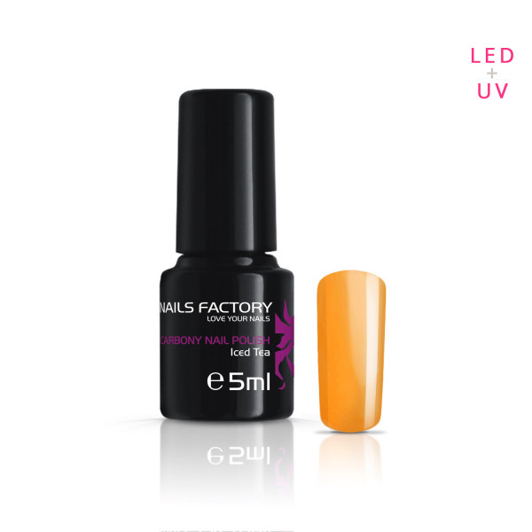 Nails & Beauty Factory Carbony Nail Polish Iced Tea