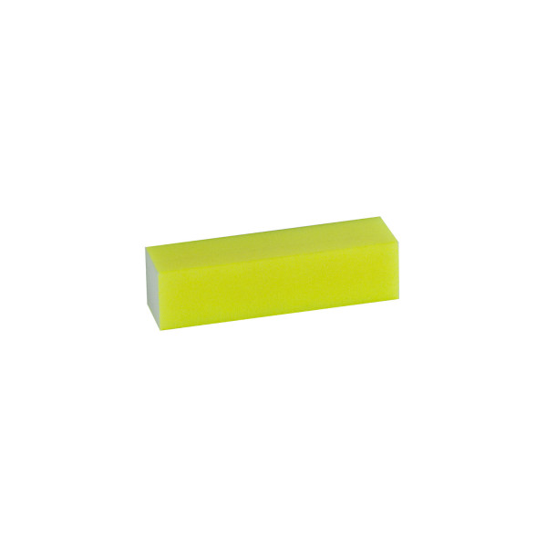 Nails-Beauty-Factory-Schleifblock-Buffer-Neon-Yellow-10er-Set
