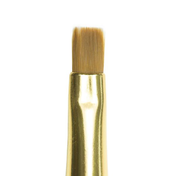 Nails Factory Gel Pinsel Gold No. 5 Head