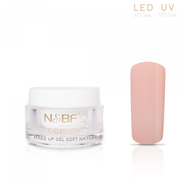 Nails & Beauty Factory Comfort Line Soft Nature 5ml
