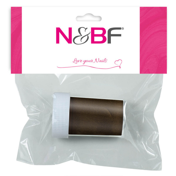 Nails-and-Beauty-Factory-Nailart-Transfer-Nagelfolie-Nailfoil-Chocolate