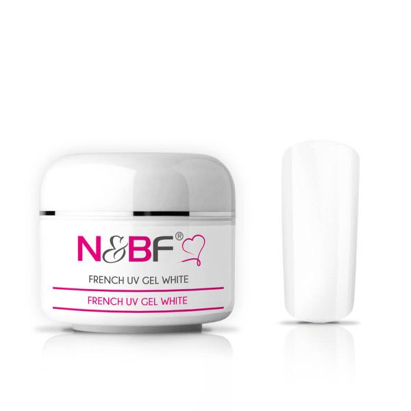 Nails-Beauty-Factory-French-UV-Gel-White-15-ml-57527507