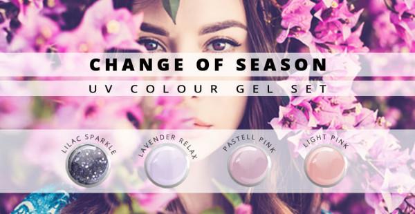 Nails & Beauty Factory Farbgel Set Change of Season