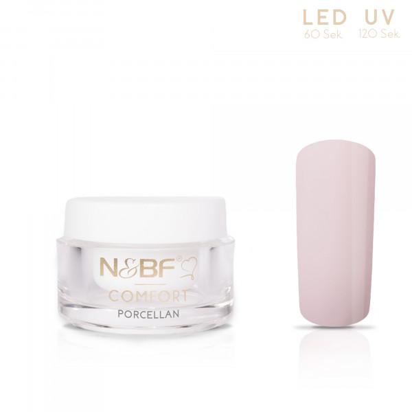 Nails & Beauty Factory Comfort Farbgel Porcellan  5ml