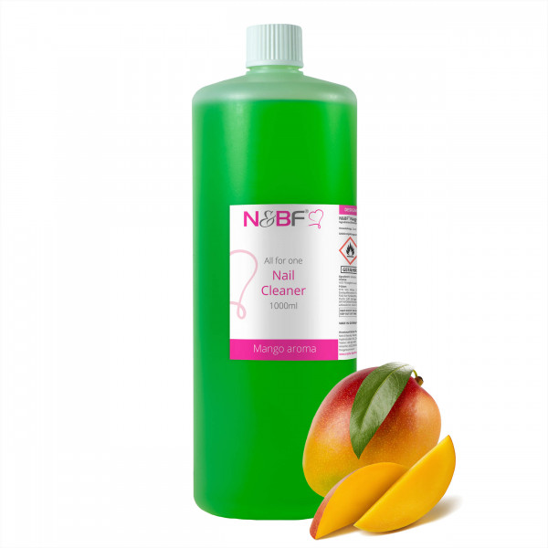 Nails & Beauty Factory Nagel Cleaner all for one - Mango Aroma 1000ml