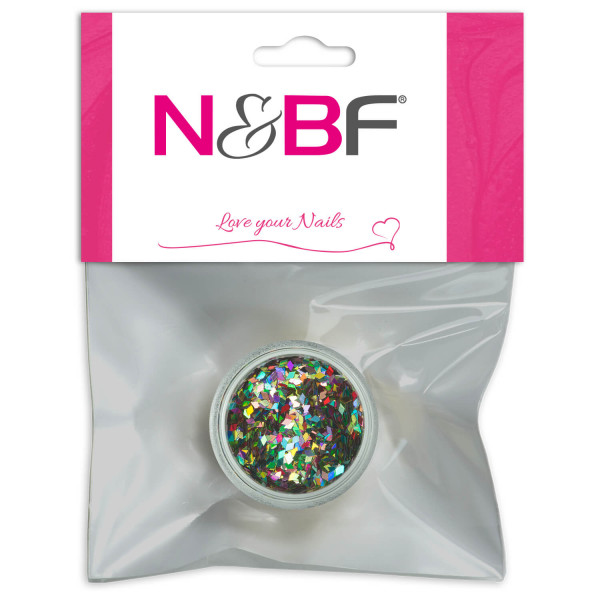 Nails-and-Beauty-Factory-Nailart-Glitter-Diamonds-Multi-Color