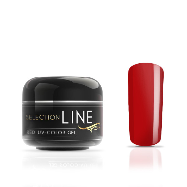 Selection Line Red Farbgel Seductive Red 5ml